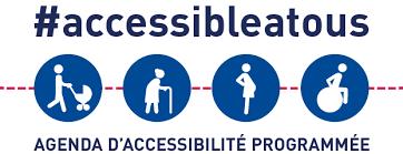 L'accessibilité concerne tous les types d'handicape : moteur, visuel, auditif